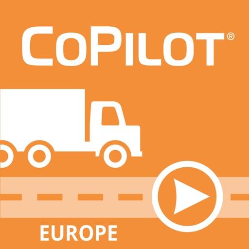 CoPilot Truck HD Europe