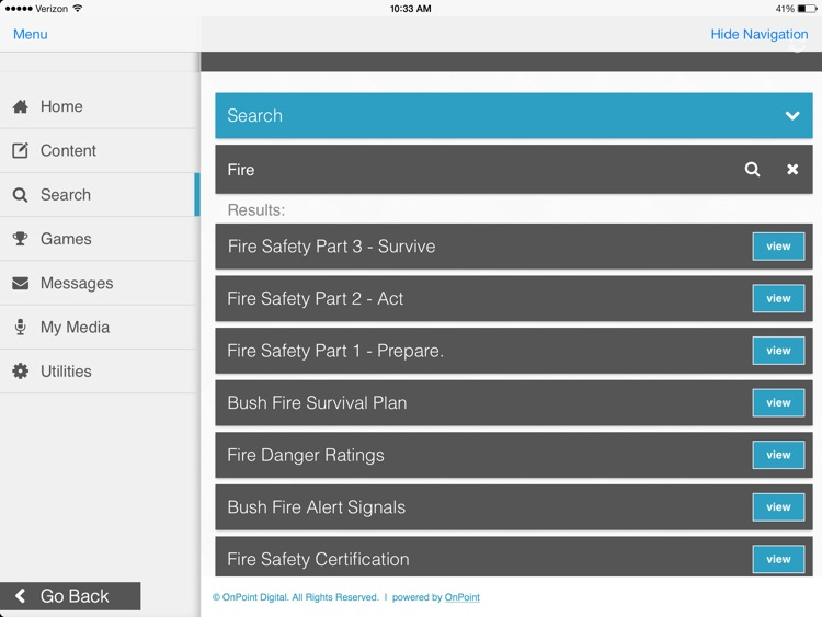 CellCast App for iPad screenshot-4