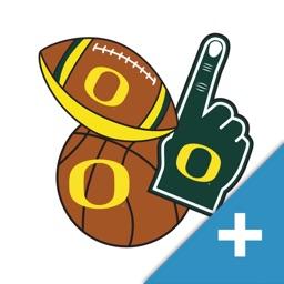 Oregon Ducks PLUS Selfie Stickers