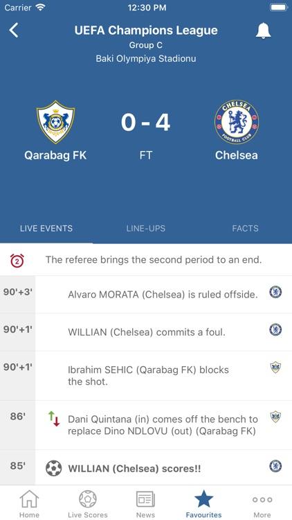 FIFA Official App screenshot-4