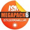 iStickerMania Mega Pack6