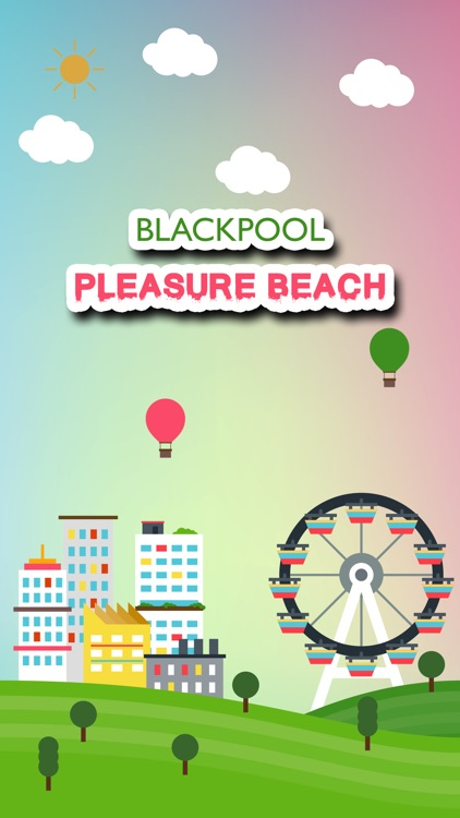 Blackpool Pleasure Beach screenshot-0