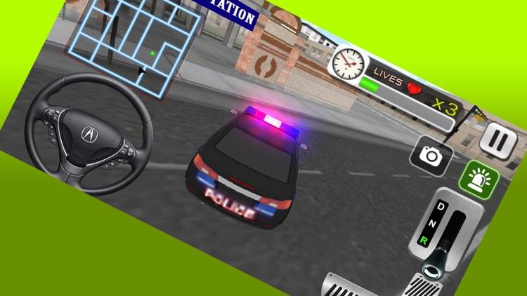 Police vs Thief Car Chase screenshot-3