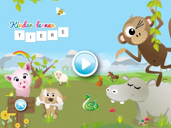 Игра Heyduda! Kinder lernen Tiere