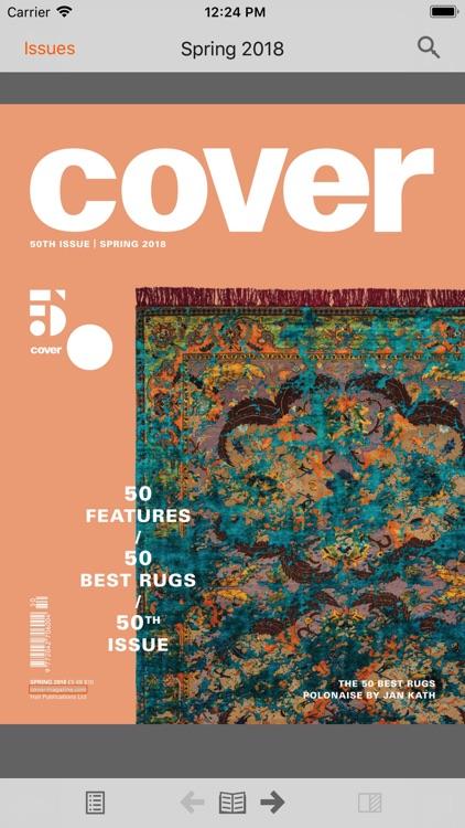 COVER: Modern Carpets&Textiles screenshot-4
