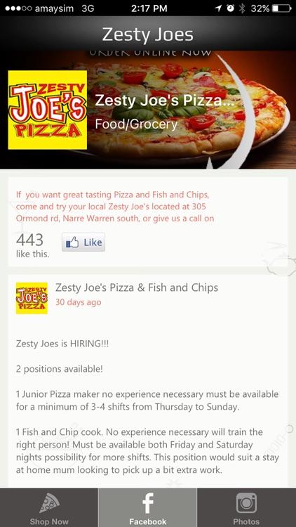 Zesty Joes screenshot-3