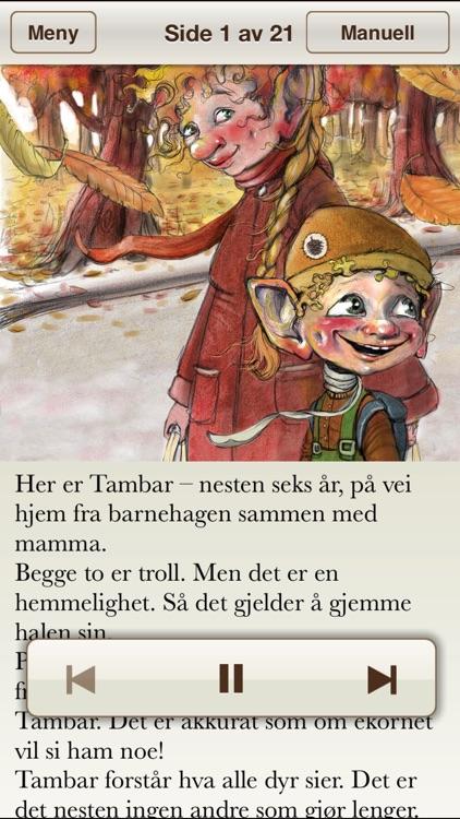 Tambar og eventyrsverdet
