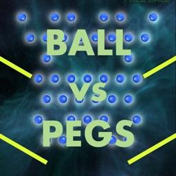 Ball vs Pegs