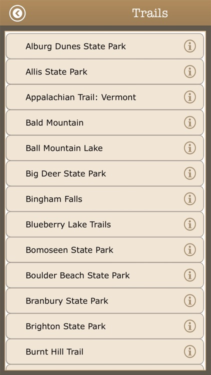 Great - Vermont Camps & Trails screenshot-3