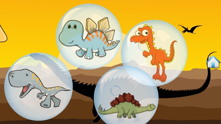Dino Bubbles for Toddlers screenshot-4