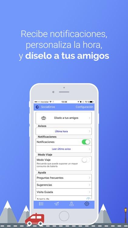 SocialDrive screenshot-4