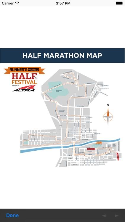 Runner's World Half screenshot-3