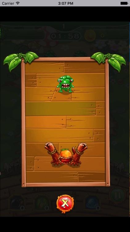水果守护城堡 - 超好玩的策略小游戏
