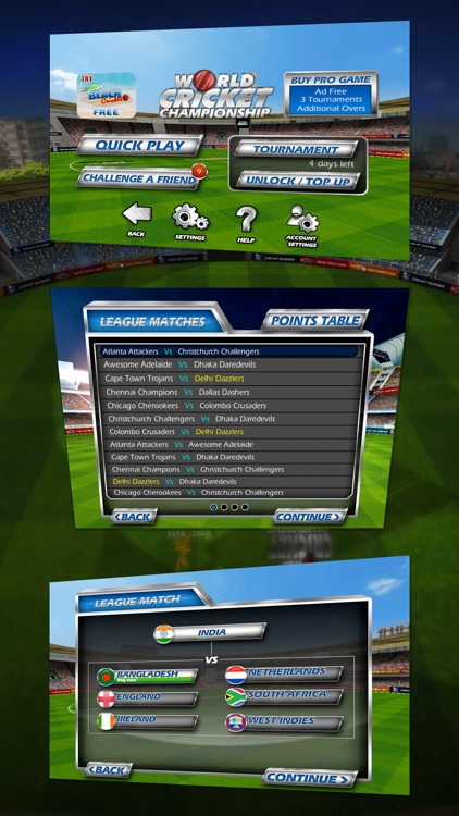 World Cricket Championship Lt screenshot-2