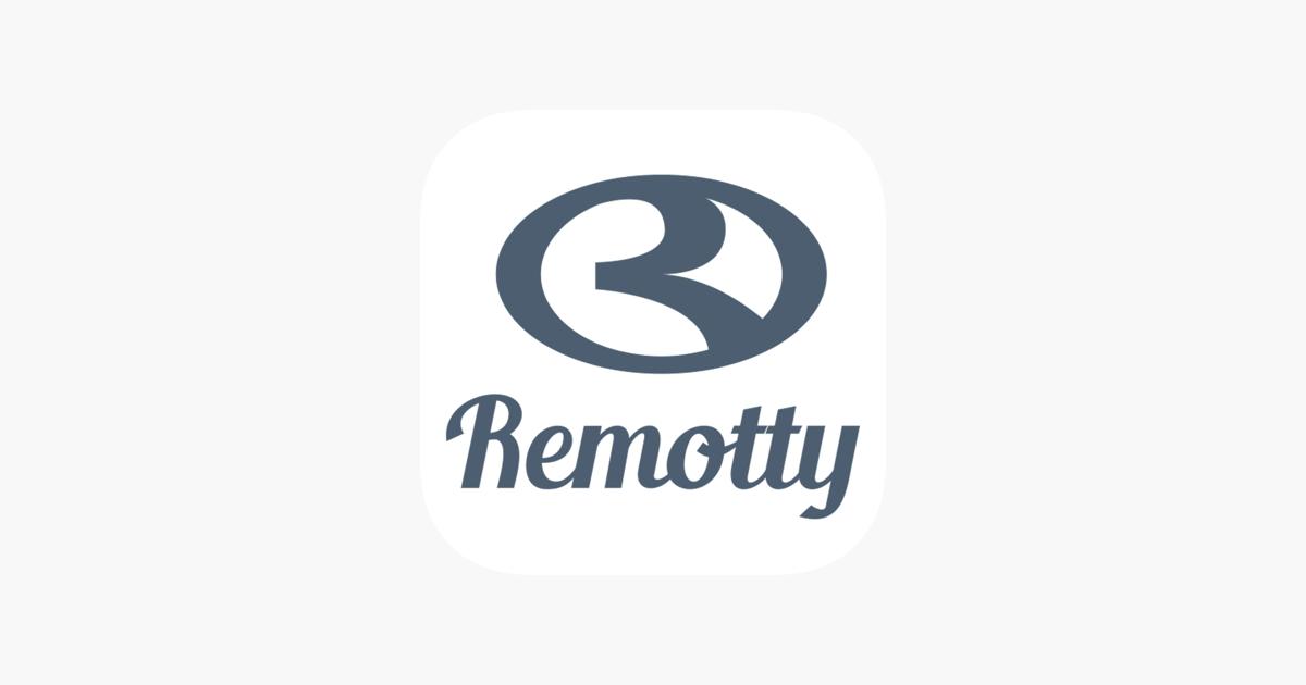 Remotty」をApp Storeで