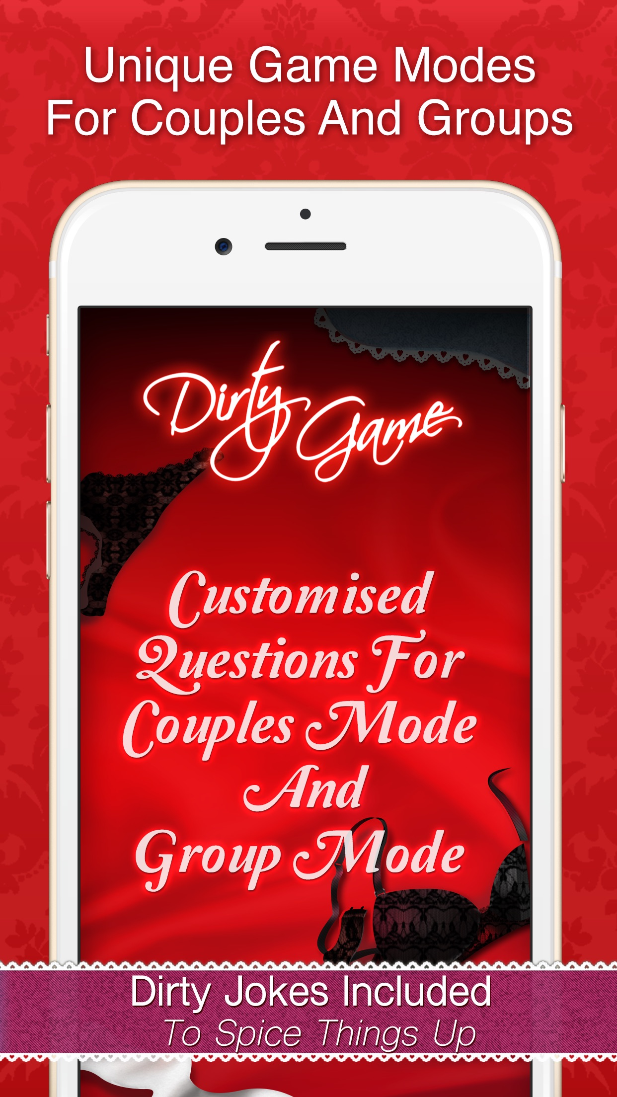 Dirty Game - Hot Truth or Dare Screenshot