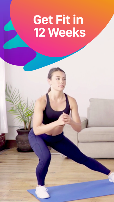 Bliss Fit - Home & Gym Workout screenshot 1