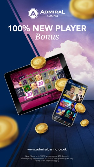 Slot machines admiral free