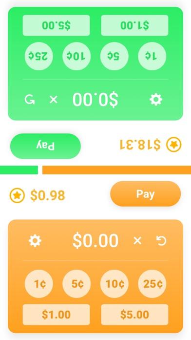 Money Math Duel - Split Screen Screenshots