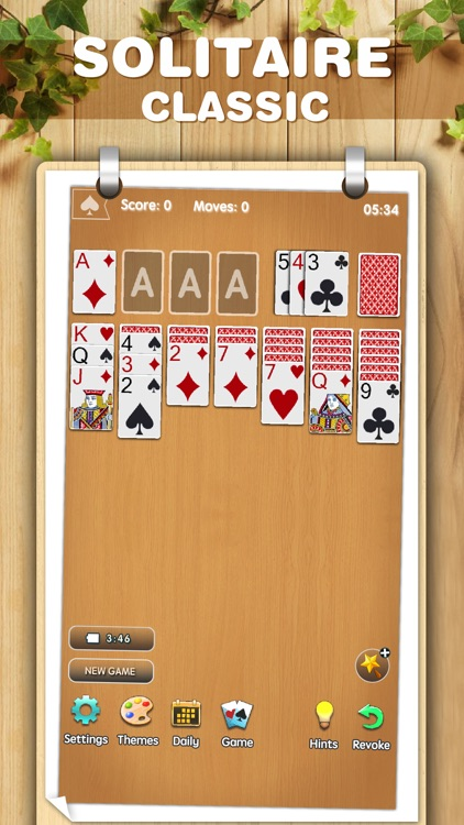 Solitaire Classic ◆ Card Game