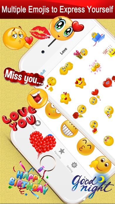Emoji Keyboard Gif for Bitmoji-1