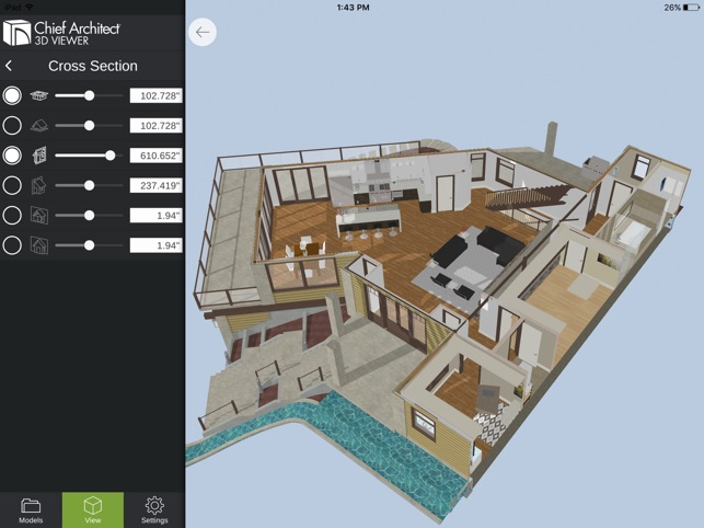 3D Viewer by Chief Architect on the App Store