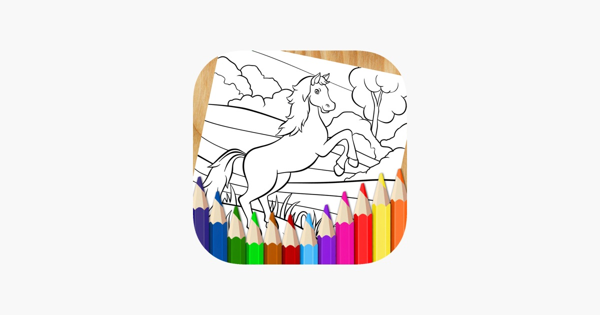Livre De Coloriage Mignon Dans LApp Store