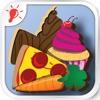 PUZZINGO Food Puzzles Game - iPhoneアプリ