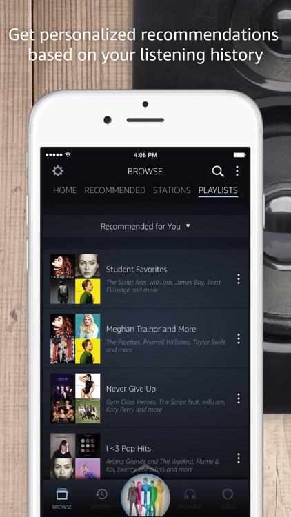 Amazon Music screenshot-4