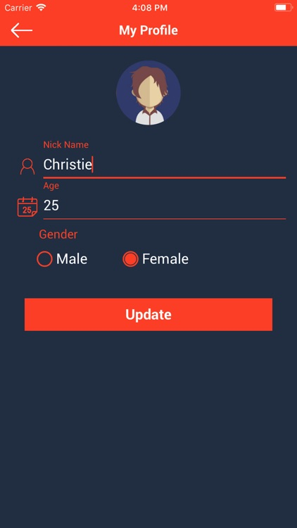 Anonymous Chat - Stranger Chat screenshot-4