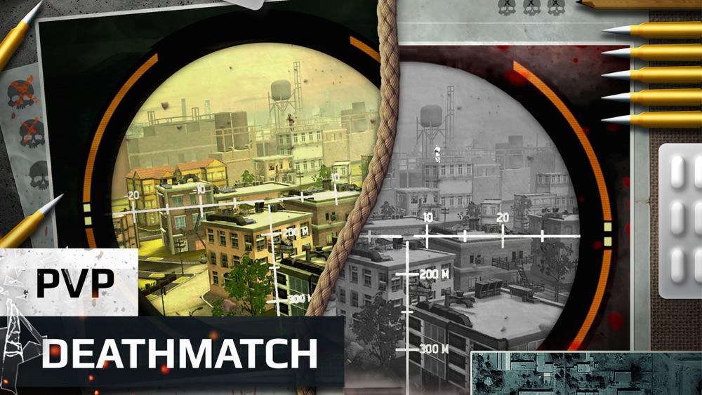 Sniper Deathmatch Cheat Codes