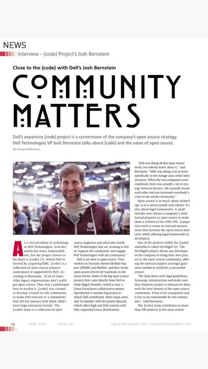 Linux Pro Magazine screenshot-4