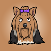 Steven Brekalo - YorkieMoji - Yorkie Emoji & Sticker artwork