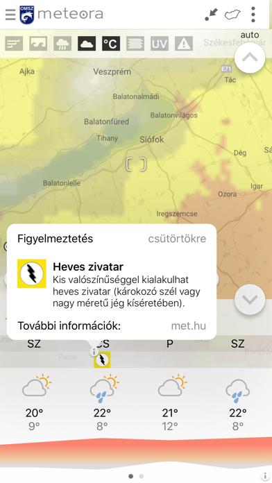 OMSZ Meteora screenshot three