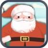 圣诞节儿童游戏:幼儿,男孩和女孩的高清酷圣诞老人,雪人和驯鹿拼图
