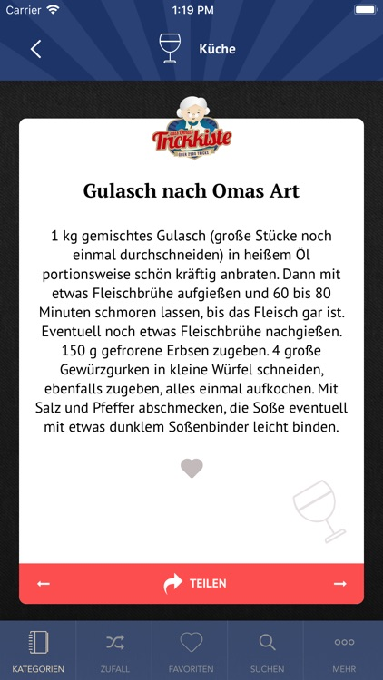 Aus Omas Trickkiste screenshot-2