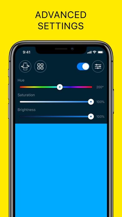 Mylight review screenshots