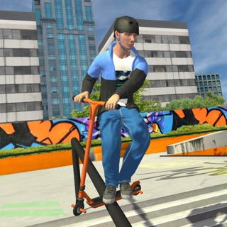 scooter freestyle extreme 3d online