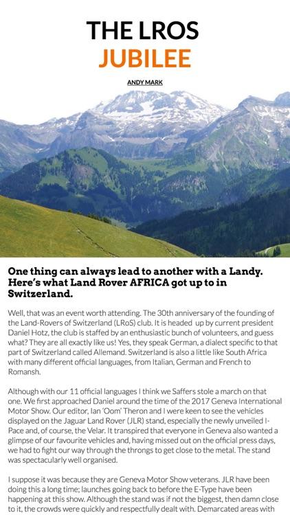 LandyMag Africa screenshot-3