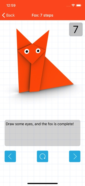 Animated 3d Origami On The App Store