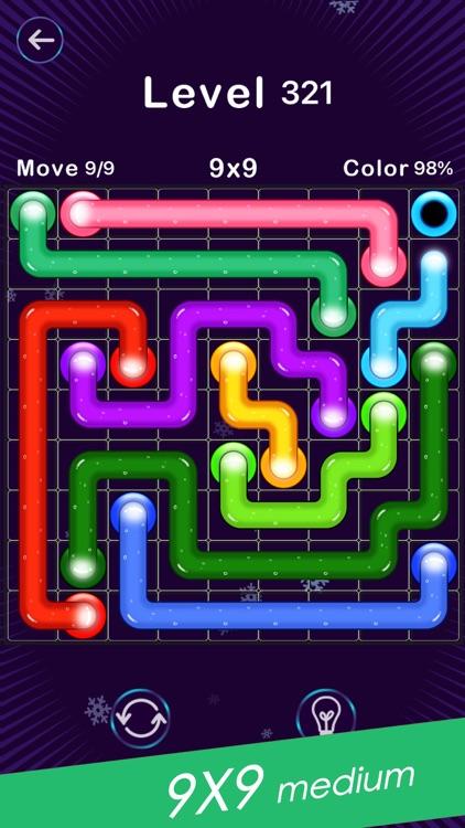 Color Line -Fill Block Puzzle screenshot-4