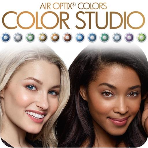 AIR OPTIX COLORS® Color Studio