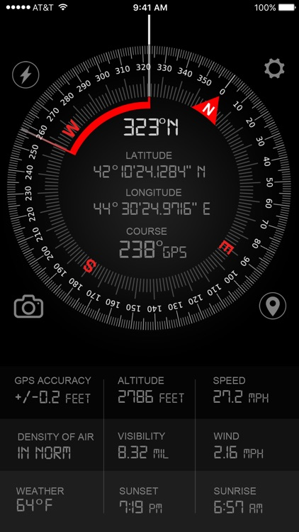 Military Compass+ screenshot-1