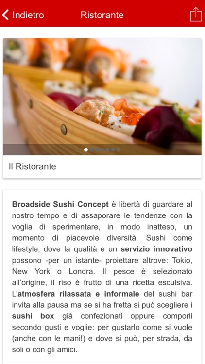 Broadside Sushi Concept screenshot-2