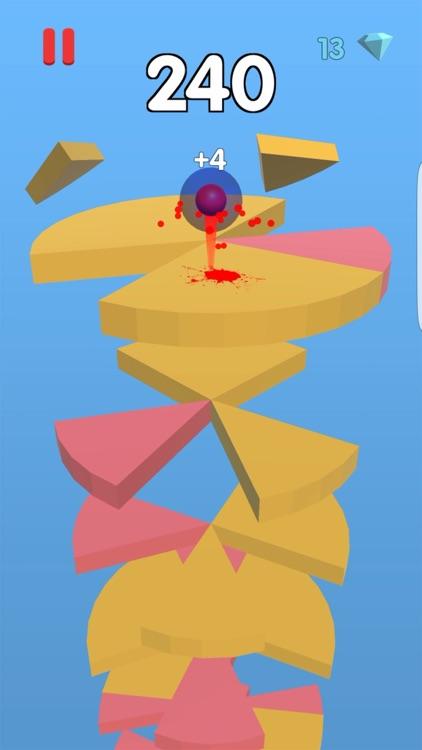 Helix Tower - Jump Down Spiral screenshot-3