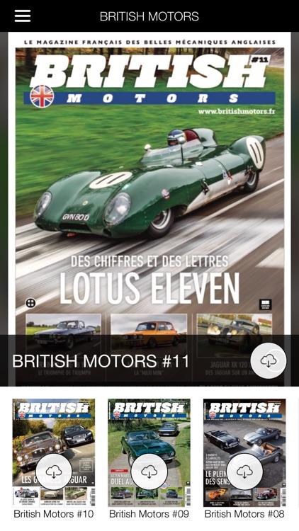 British Motors screenshot-0