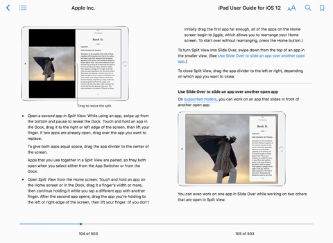 ipad user guide for ios 12 by apple inc on apple books rh itunes apple com Top iPad Apps Apple The New iPad User Guide