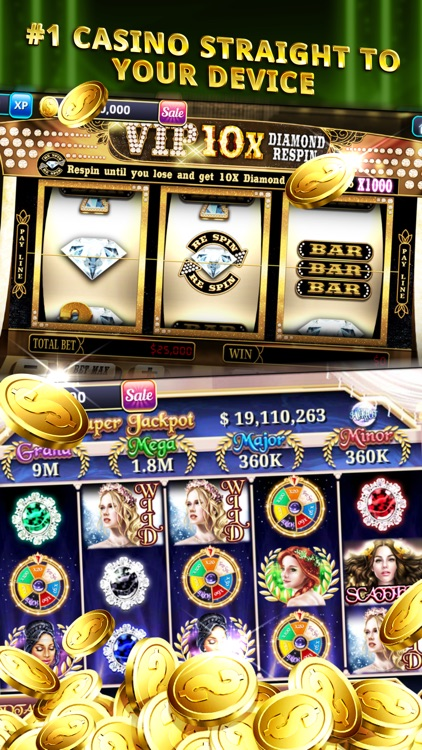 Slots - Double Luck Casino screenshot-0