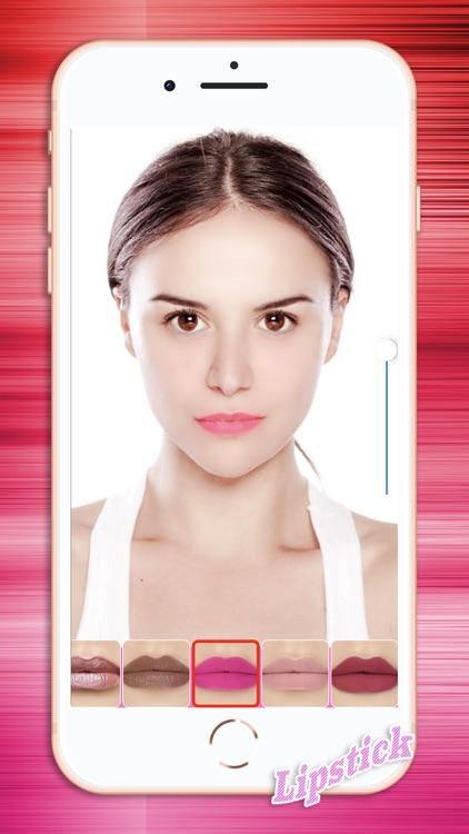 Beauty Selfie Facing Camera screenshot-3