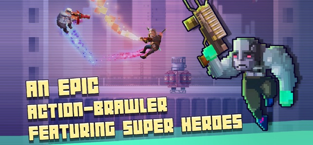 Super Hero Fight Club on the App Store